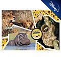 Clementoni puzle aventurero mundo animal, National Geographic (104piezas)