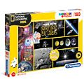 Clementoni Puzzle National Geographic Space Explorer 104 pièces