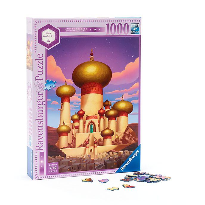 Ravensburger Puzzle 1000pièces Le château de Jasmine, Disney Castle Collection