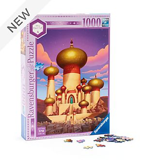 Ravensburger Princess Jasmine Castle Collection 1000 Piece Puzzle