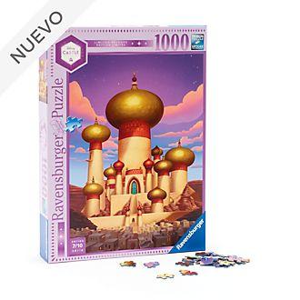 Puzzle Princesa Jasmine, colección Castle, Ravensburger (1.000piezas)