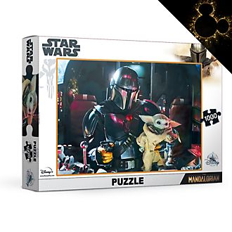 Puzzle 1000 pezzi Star Wars: The Mandalorian Disney Store