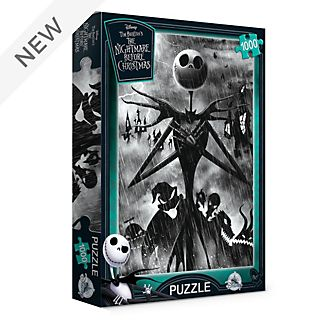 Disney Store The Nightmare Before Christmas 1000 Piece Puzzle