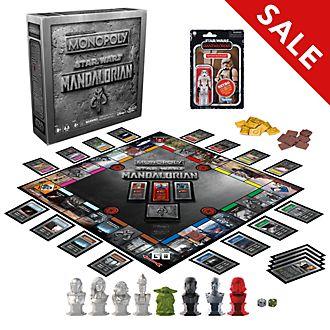 Hasbro Star Wars: The Mandalorian Monopoly