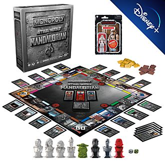 Hasbro Star Wars: The Mandalorian Monopoly
