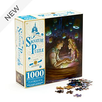 Walt Disney World Tangled 10th Anniversary 1000 Piece Puzzle