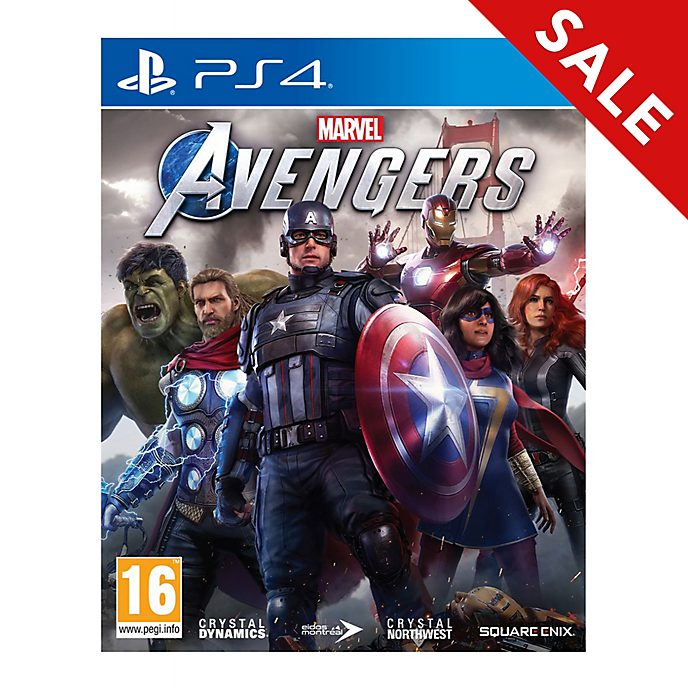 Marvel's Avengers PlayStation 4