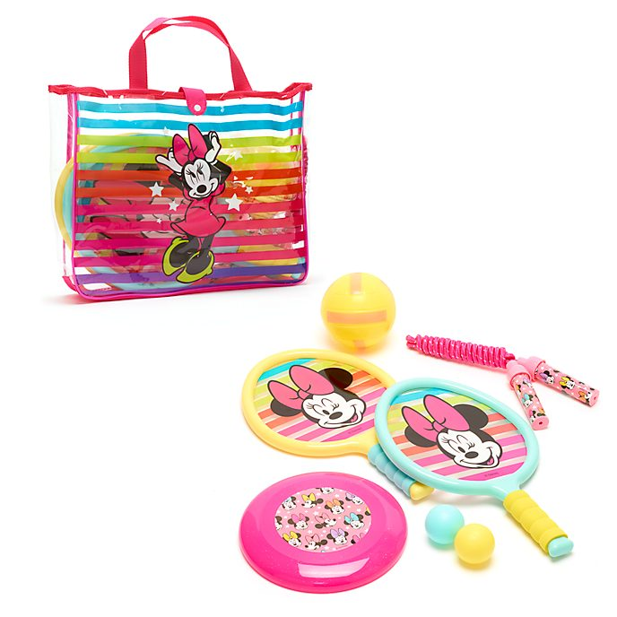 Disney Store Minnie Mouse Sports Bag