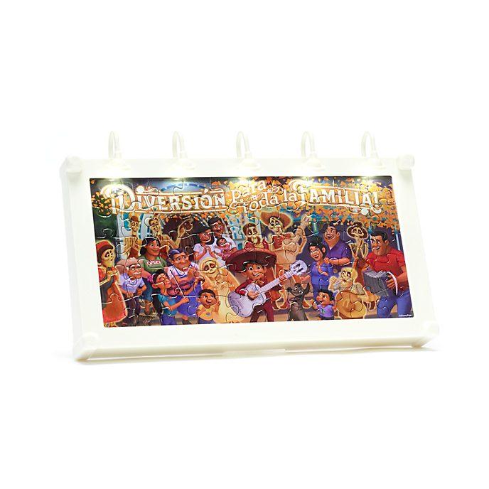 Mini puzzle cartellone luminoso Coco Disney Parks
