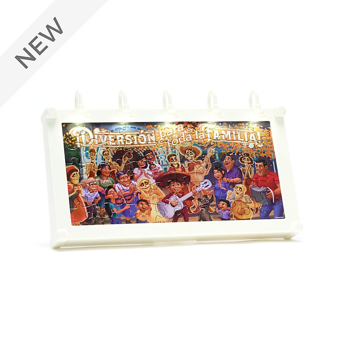 Disney Parks Disney Pixar Coco Light-Up Billboard Mini Puzzle