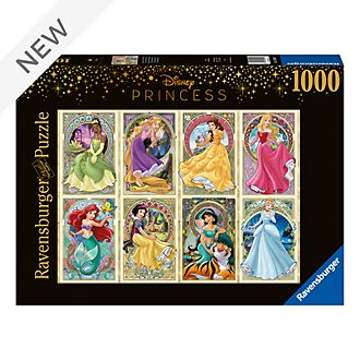 Ravensburger Disney Princess Art-Noveau 1000 Piece Puzzle