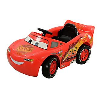 Lightning McQueen Ride-On Car