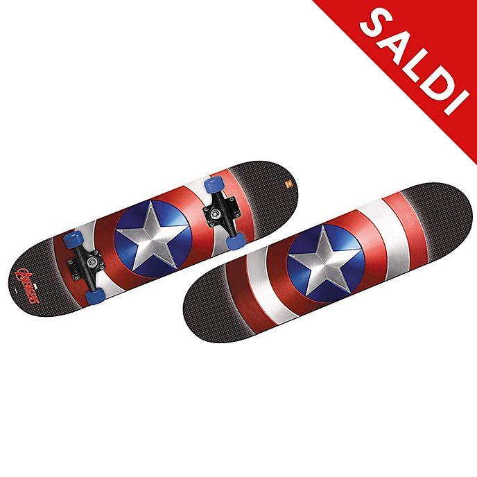 Skateboard Capitan America