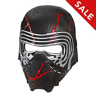 Hasbro Kylo Ren Force Rage Electronic Mask for Kids, Star Wars