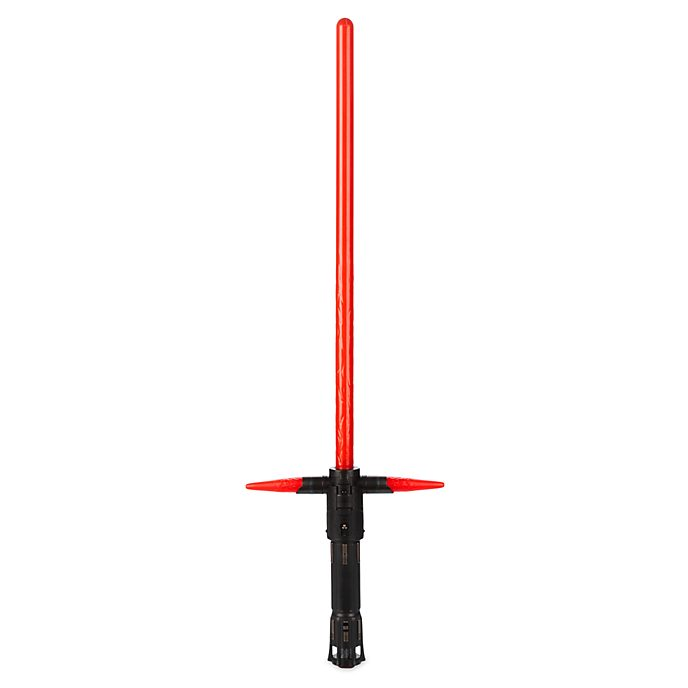 Disney Store Kylo Ren Detachable Lightsaber, Star Wars