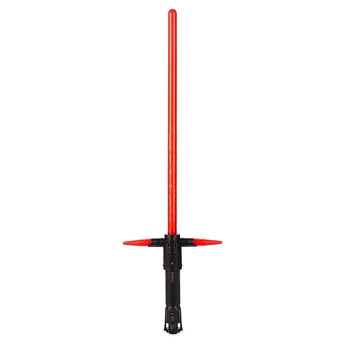 Espada láser desmontable Kylo Ren, Star Wars, Disney Store