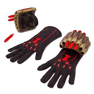 Set juego guantes con proyectiles Viuda Negra, Disney Store