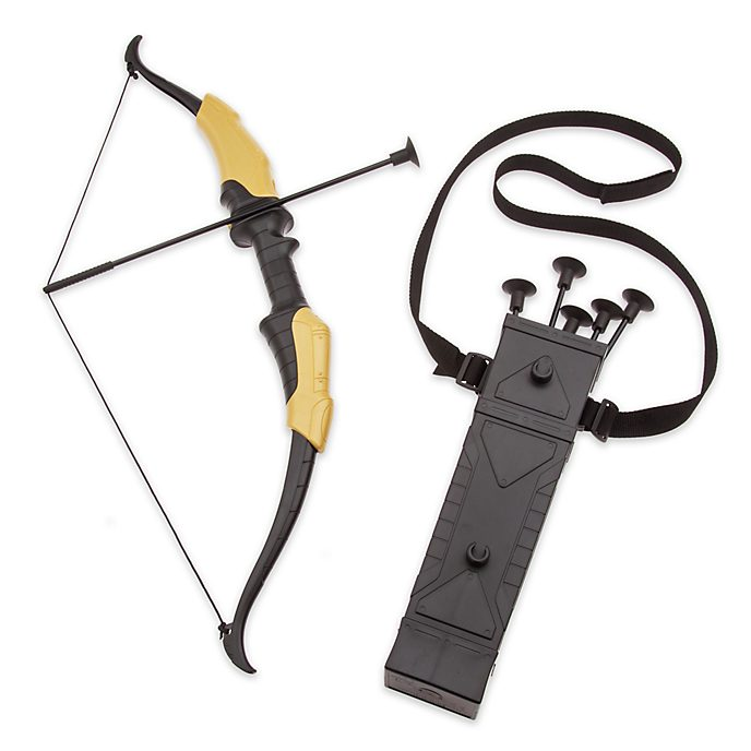 Disney Store Hawkeye Deluxe Quiver, Bow and Arrow Set