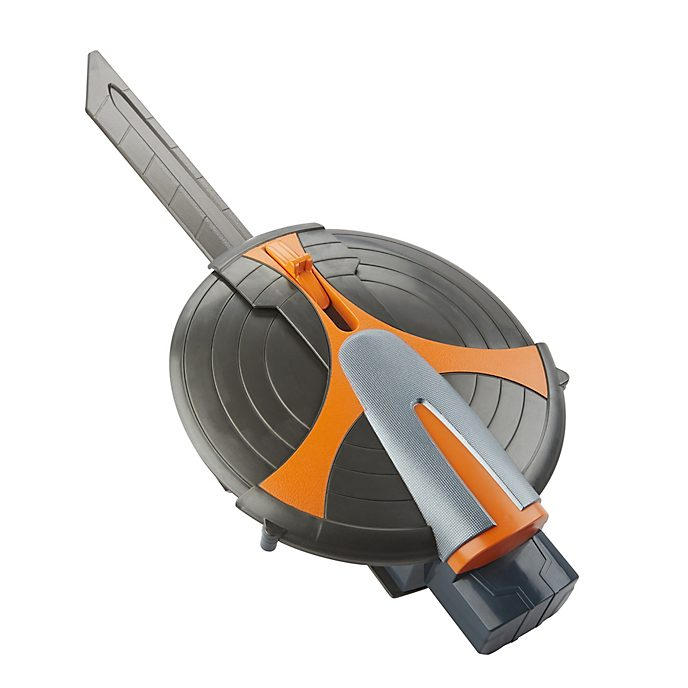 Spada obliqua nascosta e scudo giocattolo Taskmaster Hasbro