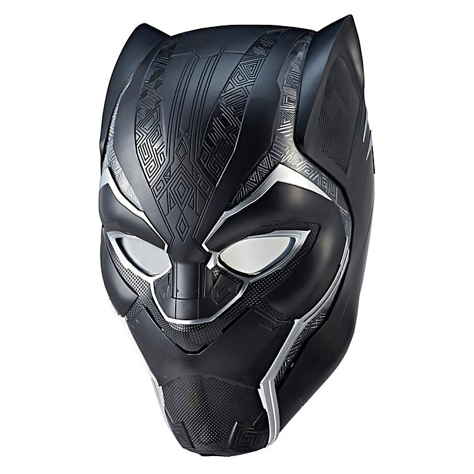 Hasbro Masque électronique Black Panther, série Marvel Legends