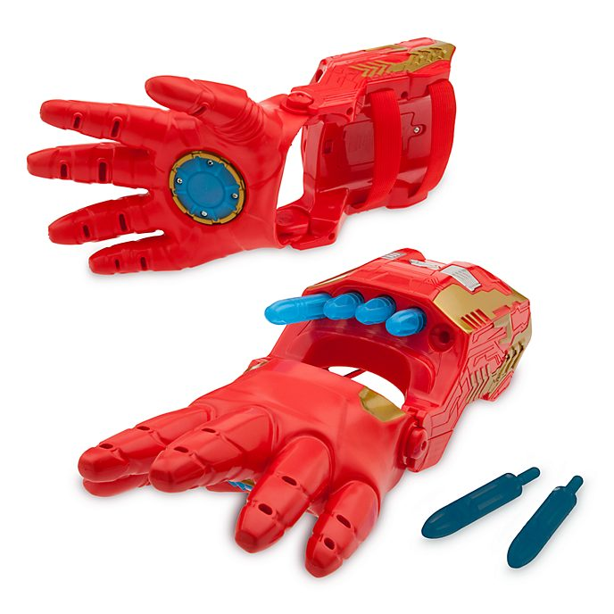 Disney Store Iron Man Repulsor Gloves, Avengers: Endgame