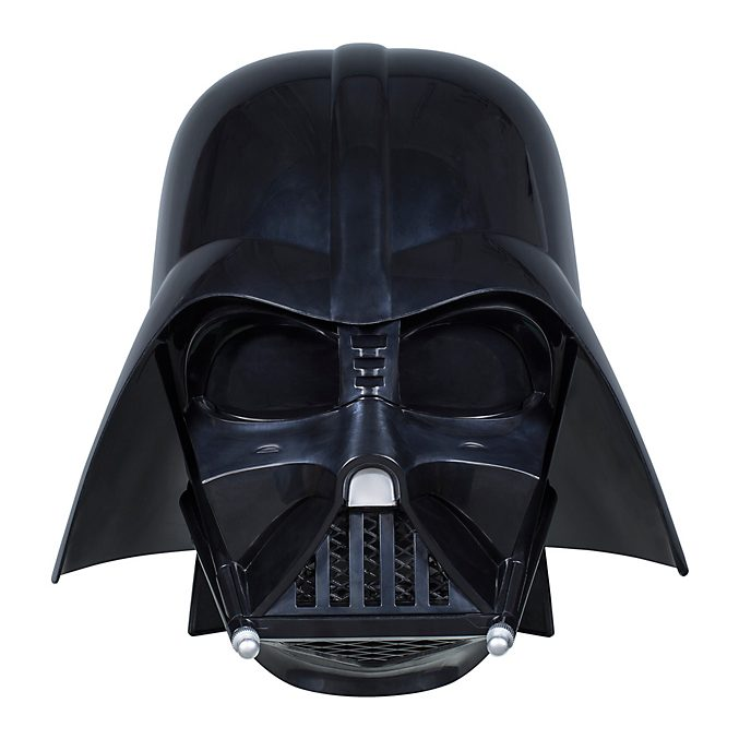 Casco elettronico premium Black Series Hasbro Darth Vader