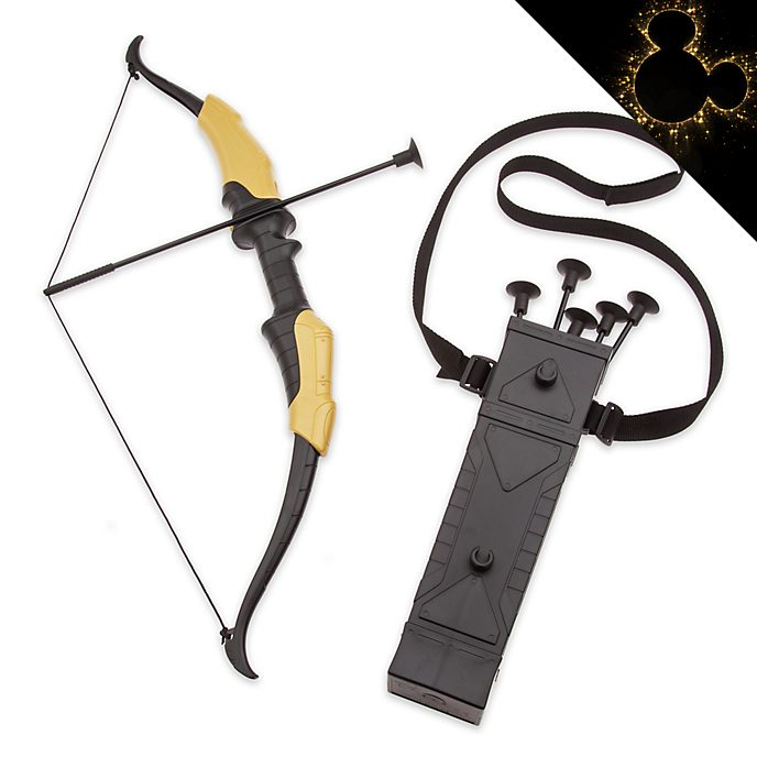 Disney Store Hawkeye Deluxe Bow and Arrow Set