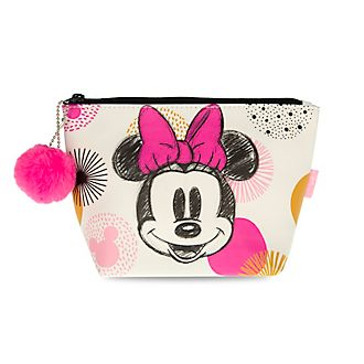Mad Beauty Minnie Mouse Wash Bag Set