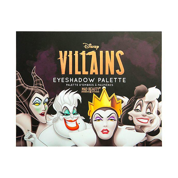 Paleta de sombras de ojos Villanas, Mad Beauty