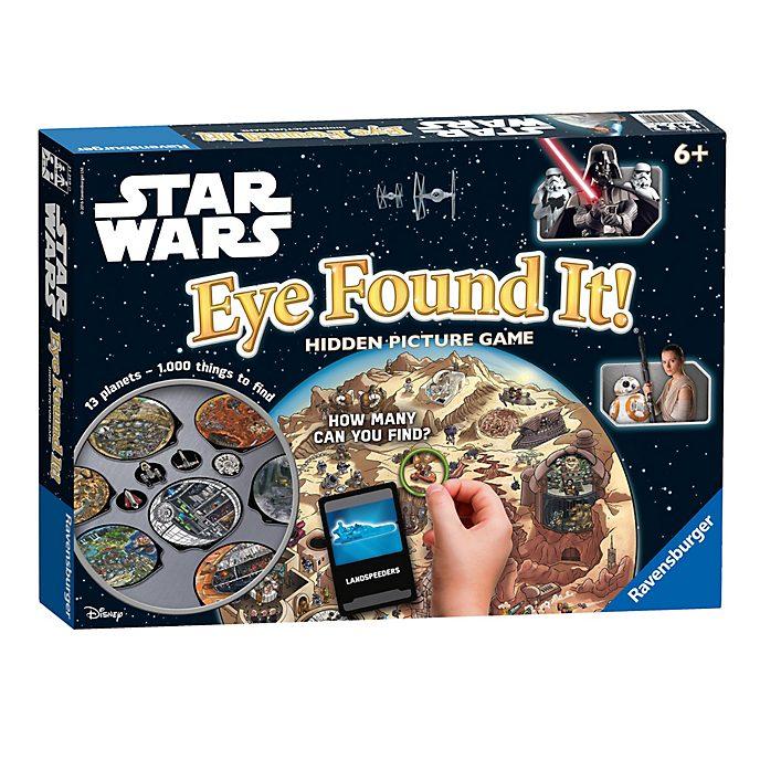 Ravensburger juego imágenes ocultas Eye Found It, Star Wars
