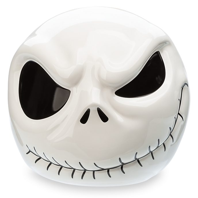Disney Store Boîte à biscuits Jack Skellington