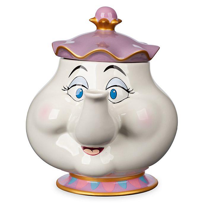 Disney Store Théière Madame Samovar
