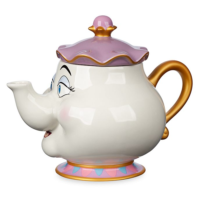 Disney Store - Madame Pottine - Teekanne