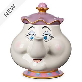 Disney Store Mrs Potts Teapot
