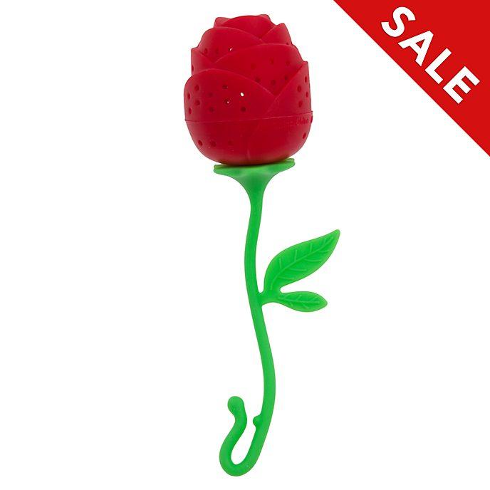 Disney Store - Die Schöne und das Biest - Teesieb in Form der verzauberten Rose