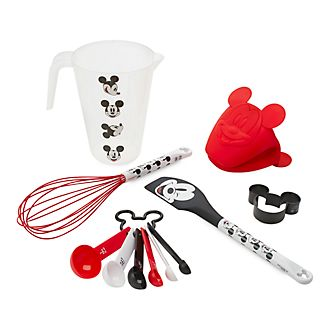 Disney Store Mickey Mouse Disney Eats Baking Set
