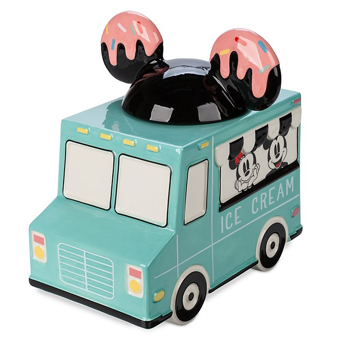 Tarro galletas Mickey y Minnie, Disney Eats, Disney Store