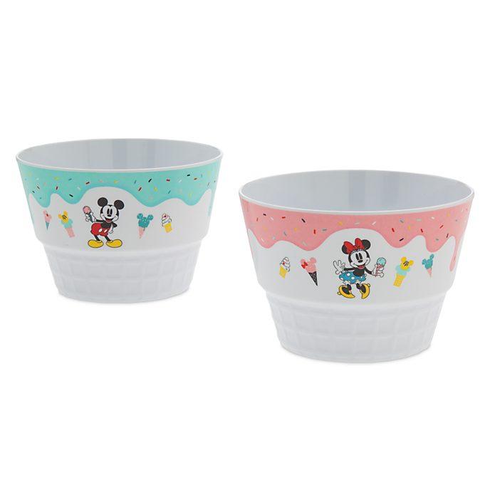 Disney Store - Disney Eats - Micky und Minnie - 2Schalen