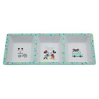 Disney Store - Mickey und Minnie - Disney Eats - Tablett für Leckereien
