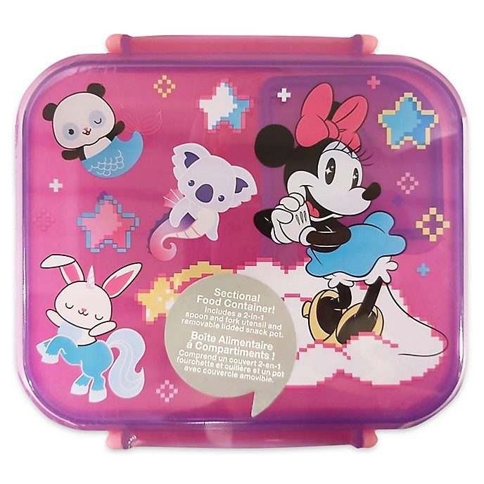 Disney Store Boîte alimentaire Minnie Mouse Mystical