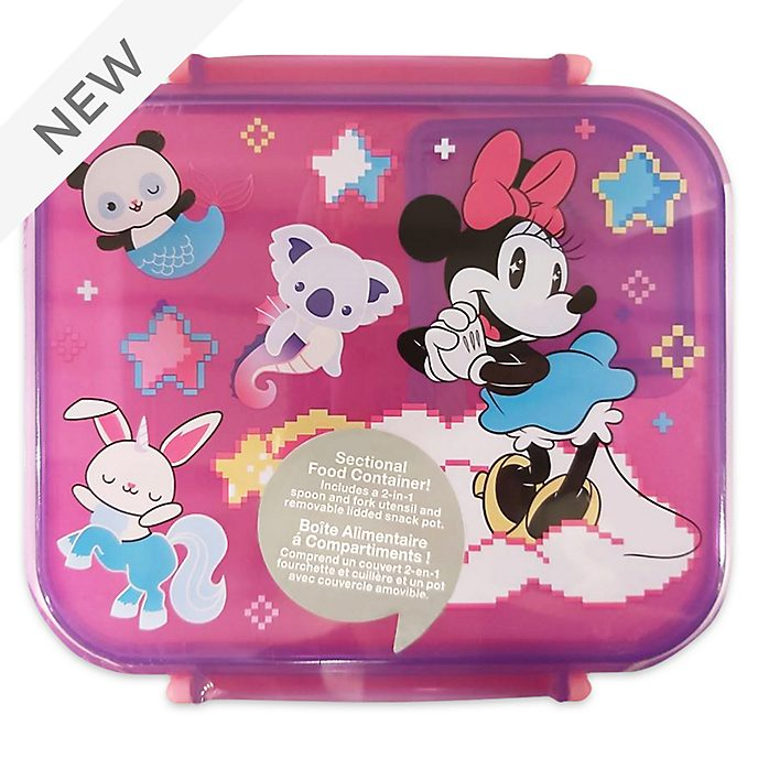 Disney Store Minnie Mouse Mystical Food Storage Container
