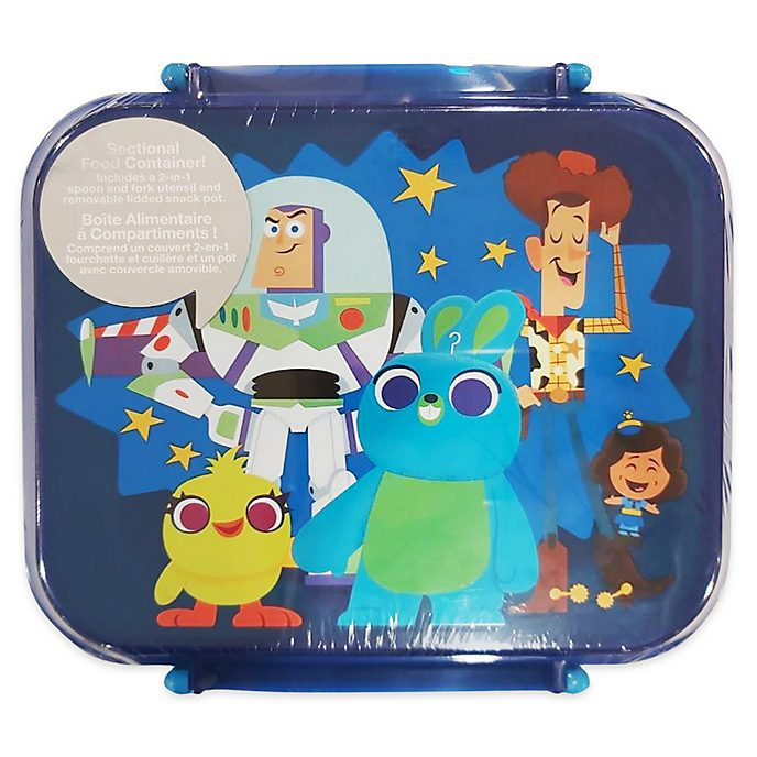 Disney Store Boîte alimentaire Toy Story 4