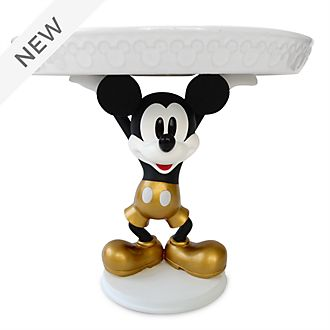 Disney Store Mickey Mouse Disney Eats Cake Stand