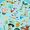 Walt Disney World Tray by Jerrod Maruyama