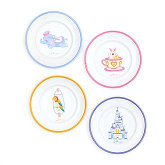 Walt Disney World Plate Set by Jerrod Maruyama