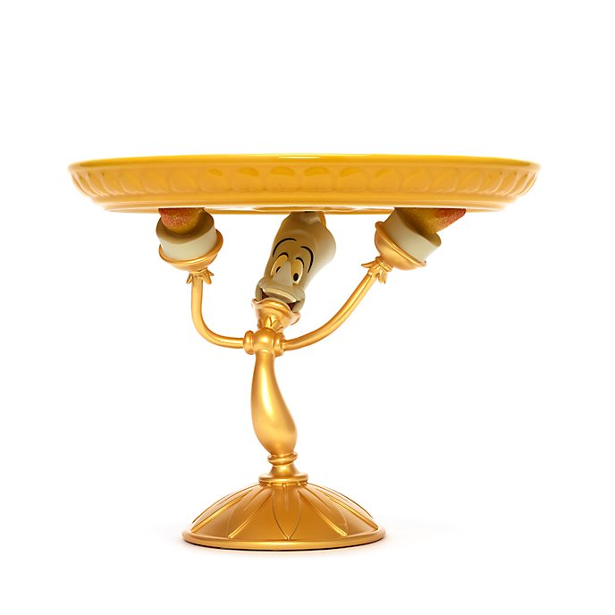 Disney Store Lumiere Cake Stand, Beauty and the Beast