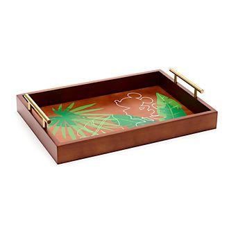 Vassoio in legno Topolino collezione Tropical Hideaway Parchi Disney