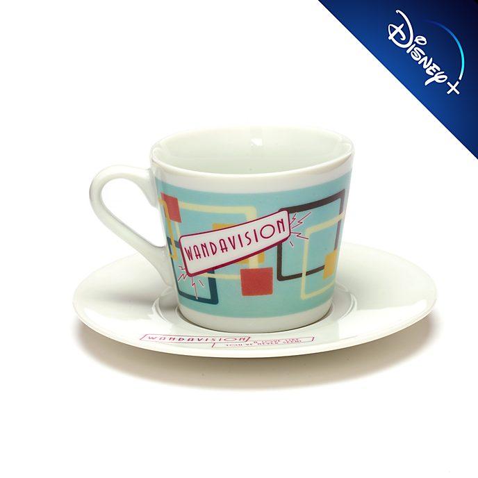 Disney Store - WandaVision - Set aus Teetasse und Unterteller