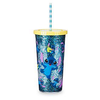 Disney Store Gobelet avec paille Stitch