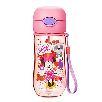 Disney Store Minnie Mouse Canteen Water Bottle